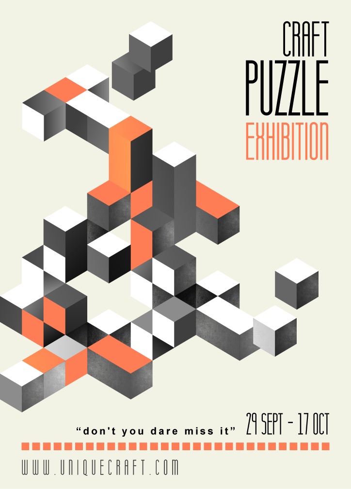 Craft Puzzle Exhibition